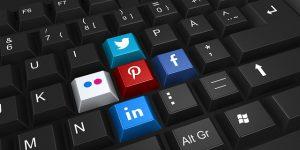 Suchmaschine für soziale Medien